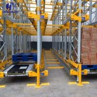 Buy cheap Pallet Shuttle System from wholesalers