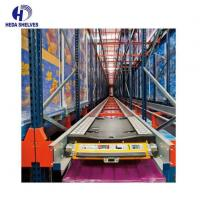 Buy cheap Radio Shuttle Racking System from wholesalers