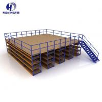 Buy cheap Warehouse Mezzanine Systems from wholesalers