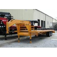 Quality 10 Ton Tandem Dually Gooseneck Deck-Over Trailers wholesale