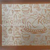 Quality Silicone Baking Mats Cookie Sheets Liners wholesale