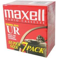 Quality Electronics MAXELL 108575 Normal-Bias Cassette Tapes (7 pk) wholesale
