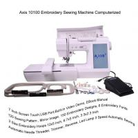 Computerized Embroidery Sewing Machine