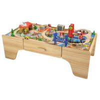 Quality Wooden Train Track Set wholesale