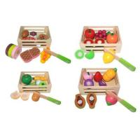 Quality Wooden Play Food Sets wholesale