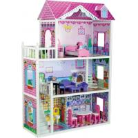 Buy cheap Large Wooden Dolls House from wholesalers
