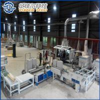 China Press Accessories Laminate Floor DET Production Line on sale