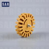 China Sanding Equipment 【REP6】Rubber Pad Decal Eraser Wheel /Adhesive eraser pad【Order Now】 on sale