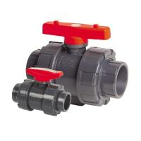 China PVC True Union Ball Valve on sale