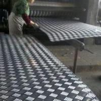 Quality 5005 Aluminum Tread Checkered Plate Sheets wholesale