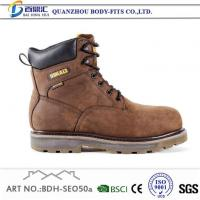 China Womens Safety Work Boots Steel Toe Shoes for Winter on sale