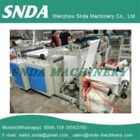 Quality crepe paper roll to sheet cutting machine wholesale