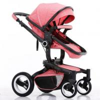 China Aluminum Light Weight Baby Stroller on sale