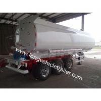 China Tank Trailer Dust Control Water Tank Trailer on sale