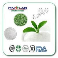 China Stevia Rebaudiana Leaf Extract Powder with Stevioside on sale