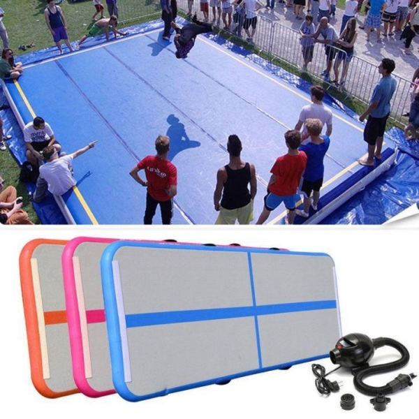 Cheap Inflatable Gymnastic Mat for sale