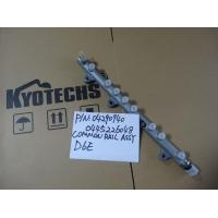 Excavator Parts for Volvo Excavator Parts Common Rail Assy for Volvo