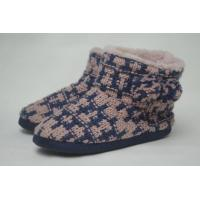 Buy cheap Adults Fancy Plush Upper Lady Indoor Boots from wholesalers