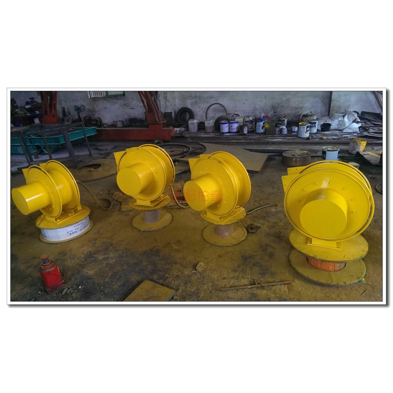 General Description of the Cable Reel.OF General Description of the Cable Reel