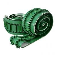 Quality Pvc Green Cleated Side Wall Transmission Belt Conveyors wholesale