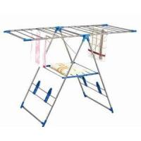 China Folding Clothes Dryer Stainless Steel Cloth Dryer Stand on sale