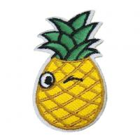 Quality Fancy Mini Embroidered Fruit Patches wholesale