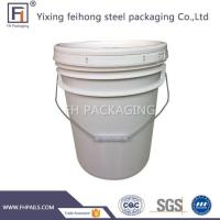 China 5 Gallon Plastic Container for Lubricant on sale
