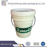 China UN Rated 5 Gallon Plastic Pail on sale