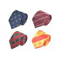 Quality Necktie All Over Logo Company Tie wholesale