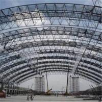 China Steel Pipe Truss Structure/Steel Fabrication Building (SS-73) Commercial Steel Buildings on sale