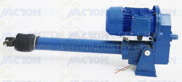 China 250 Kgf Capacity High Speed Linear Actuator with Parallel Motor