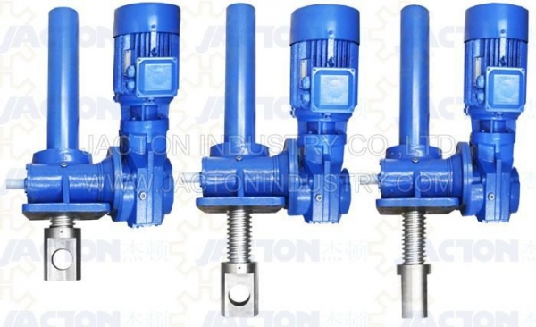 China Motor Driven Screw Jacks Classic Design