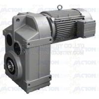 Quality F67 FA67 FF67 Shaft mounted gear motor reducer FAF67 FAZ67 wholesale