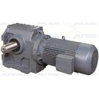 Quality S77 SF77 SA77 Hollow shaft helical worm geared motors SAF77 SAT77 wholesale