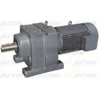 Quality R147 RF147 RZ147 helical transmission flange mounted gear drive wholesale