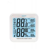 Quality Wirelessindoor Temperature Meter , High Accuracy Hermometer And Humidity Meter wholesale