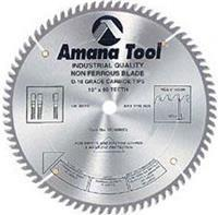 Quality Amana Non-Ferrous Metals 6Negative Hook Circular Saw Blades wholesale