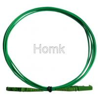 Quality E2000 Green Cable OM4 Fiber Patch Cord wholesale