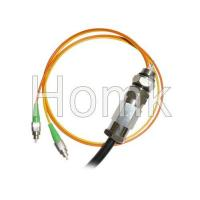 Buy cheap PDLC Outdoor Single Mode Fiber Optic Patch Cord from wholesalers