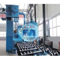 Quality The outer wall of the steel tube blasting machine wholesale