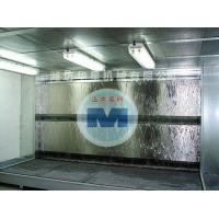 Quality The water curtain spray booth wholesale