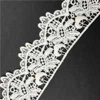 China Embroidered Lace Trim UK on sale
