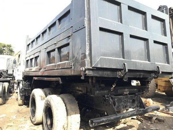 Cheap Used dump truck Isuzu CXZ for sale