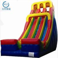 Quality Water park whjc464 Inflatable water slide wholesale