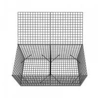 Quality Welded mesh gabion box for retaining wall wholesale