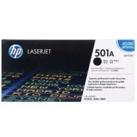 China HP 501A Black Catridge for LaserJet Q6470A 3800n 3600 3505 on sale
