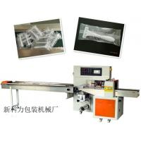 China Disposable Hotel Toothbrush Packaging Machine on sale