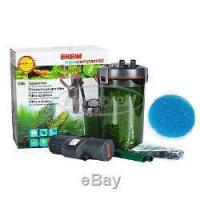 Quality EHEIM Compact 60 External Canister Aquarium Filter Media Pad + Holder Stand Set wholesale