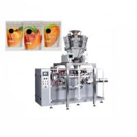 China Premade Bag Packaging Machine Dry Fruits Packaging Machine on sale