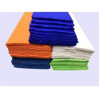 China Crepe Paper Craft Color Crepe Paper on sale